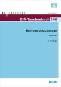 Rohrverschraubungen - DIN-Taschenbuch 348.