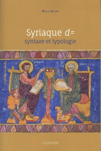 Rola Skaff - Syriaque d = - Syntaxe et typologie.