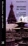 Roland Barraux - Histoire du Népal - Le royaume de la Montagne aux Trois Noms.