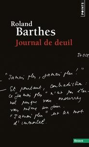 Téléchargements en ligne gratuits d'ebooks pdf Journal de deuil  - 26 octobre 1977 - 15 septembre 1979 (Litterature Francaise) 9782757859865