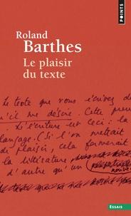 Téléchargement gratuit de livres audio de Le plaisir du texte par Roland Barthes MOBI CHM 9782757840054 in French