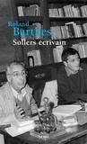 Roland Barthes - Sollers écrivain.