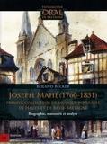 Roland Becker - Joseph Mahé (1760-1831) - Premier collecteur de musique populaire de Haute et de Basse-Bretagne.
