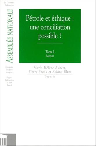 Roland Blum et Pierre Brana - .