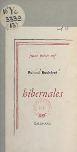 Roland Bouhéret - Hibernales.