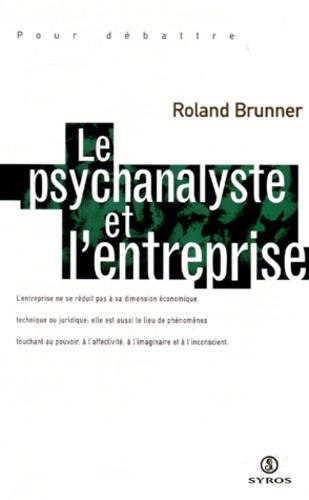 Le psychanalyste et l'entreprise