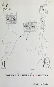 Roland Busselen et Max Ernst - Cadenes - Poèmes 1963.