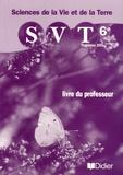 Roland Calderon - Sciences de la Vie et de la Terre 6e - Livre du professeur.