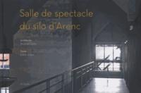 Roland Carta et Edith Azam - Salle de spectacle du silo d'Arenc.