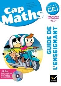 Roland Charnay et Georges Combier - Cap Maths CE1 - Guide de l'enseignant. 1 Cédérom
