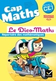 Roland Charnay et Georges Combier - Cap Maths CE1 - Le Dico-Maths, répertoire des mathématiques.