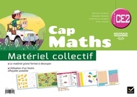 Roland Charnay et Georges Combier - Cap Maths CE2 cycle 2 - Matériel collectif.