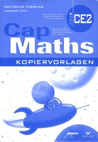 Roland Charnay - Cap Maths CE2 Deutsche Fassung - Kopiervorlagen.