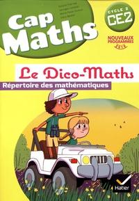 Roland Charnay et Georges Combier - Cap Maths CE2 - Le Dico-Maths, 5 exemplaires.