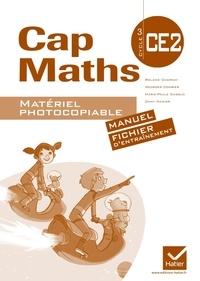Roland Charnay et Georges Combier - Cap maths CE2 - Matériel photocopiable.