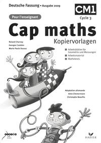 Roland Charnay et Georges Combier - Cap maths CM1 Deutsche Fassung - Kopiervorlagen.
