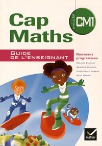 Roland Charnay et Georges Combier - Cap Maths CM1 - Guide de l'enseignant.