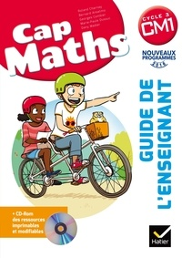 Roland Charnay et Bernard Anselmo - Cap Maths CM1 - Guide de l'enseignant. 1 Cédérom