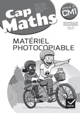 Roland Charnay et Bernard Anselmo - Cap Maths CM1 - Matériel photocopiable.