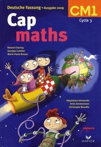 Roland Charnay et Georges Combier - Cap maths CM1 - Deutsche Fassung.