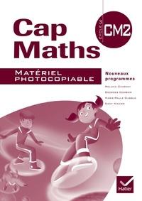 Roland Charnay et Georges Combier - Cap maths CM2 - Matériel photocopiable.