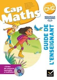 Roland Charnay et Bernard Anselmo - Cap Maths CM2 - Guide de l'enseignant. 1 Cédérom