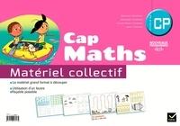Roland Charnay et Georges Combier - Cap Maths CP - Matériel collectif, 24 posters.