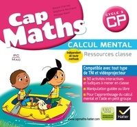 Roland Charnay et Stéphanie Neumayer - Cap Maths CP. 1 Clé Usb