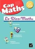 Roland Charnay et Bernard Anselmo - Cap Maths cycle 3 CM1-CM2 - Le Dico-Maths (5 exemplaires).