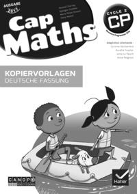 Roland Charnay et Georges Combier - Cap Maths Kopiervorlagen Deutsche Fassung CP.