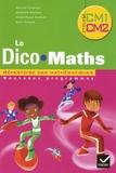 Roland Charnay et Georges Combier - Le Dico-Maths CM1-CM2 - Pack de 5 exemplaires.