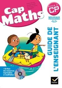 Roland Charnay et Marie-Paule Dussuc - Mathématiques CP cycle 2 Cap Maths - Guide de l'enseignant. 1 Cédérom
