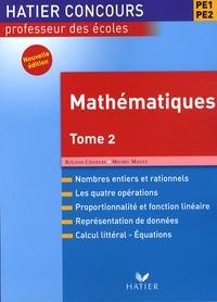 Galabria.be Mathématiques PE1 PE2 - Tome 2 Image