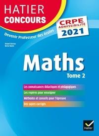 Roland Charnay et Michel Mante - Mathématiques - Epreuve écrite d'admissibilité CRPE Tome 2.
