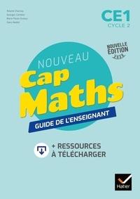 Roland Charnay et Marie-Paule Dussuc - Maths CE1 Cap Maths.