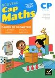 Roland Charnay et Georges Combier - Maths CP Cap Maths - Fichier de l'élève + Cahier de Géométrie-Mesure.