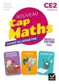 Roland Charnay et Georges Combier - Nouveau Cap Maths CE2 - Cahier de géométrie.