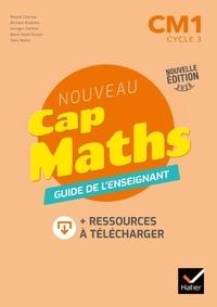 Roland Charnay et Bernard Anselmo - Nouveau Cap Maths CM1 - Guide de l'enseignant.