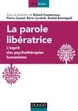 Roland Coutanceau et Rachid Bennegadi - La question de la parole - L'esprit des thérapies humanistes.