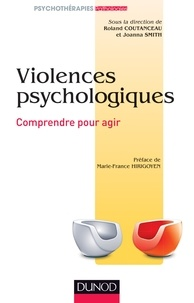 Roland Coutanceau et Joanna Smith - Violences psychologiques.