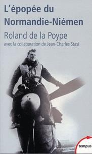 Roland de La Poype - L'épopée du Normandie-Niémen.