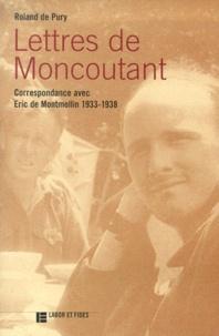 Deedr.fr Lettres de Moncoutant - Correspondance avec Eric de Montmollin 1934-1938 Image