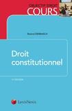 Roland Debbasch - Droit constitutionnel.