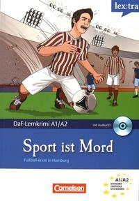 Roland Dittrich - Sport ist Mord.
