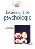 Roland Doron et Françoise Parot - Dictionnaire de psychologie.