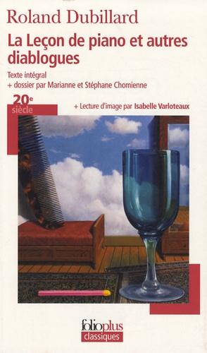 Roland Dubillard - La leçon de piano et autres diablogues.