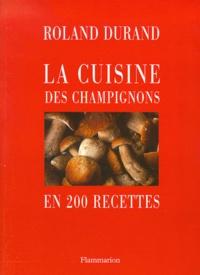 Roland Durand - .