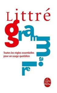 Roland Eluerd - La grammaire française Littré.