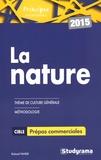 Roland Favier - La nature.