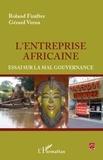 Roland Finifter et Gérard Verna - L'entreprise africaine.